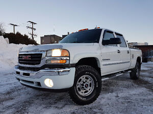 2004 GMC Sierra 2500HD 8.1 Alisson 4x4