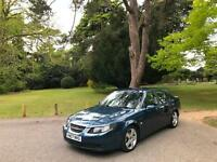 2007 Saab 9-5 1.9TiD Vector Sport Turbo Diesel 4 Door Saloon Blue