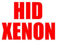 HID XENON CONVERSION KIT - REPLACEMENT BULBS - BALLASTS - NEW
