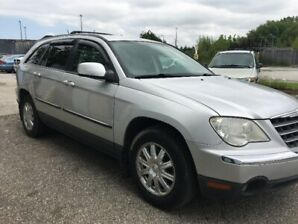 FULLY LOADED  2007 CHRYSLER PACIFICA  SAFETIED  FINANCING AVLB