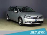 2012 VOLKSWAGEN PASSAT 2.0 TDI Bluemotion Tech SE 5dr