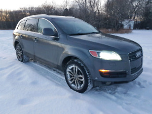 2007 Audi Q7 TFSI SUV, Crossover , No accidents