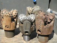 WANTED  --  Used Oilfield Drill Bits  --  CASH PAID!!