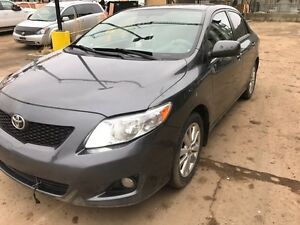 2010 Corolla LE REMOTE STARTER, 10 SPEAKER SYSTEM AND MUCH MORE