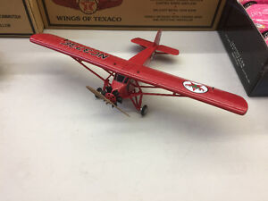 Diecast airplanes-Texaco, amoco, etc--reduced from $75--