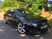 Audi A4 S-LINE EXECUTIVE PLUS 2010 TFSI MULTITRONIC