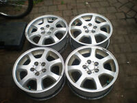 "15"" Alloy rims for sale (5 x100)"