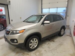 2013 Kia Sorento 2.4L LX FWD at