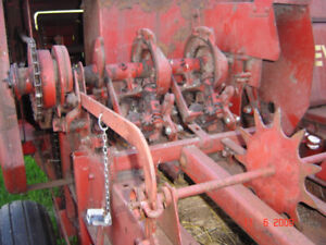 NH 276 baler parts and implement wheels