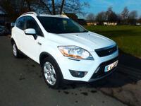 2011 61'reg Ford Kuga 2.0TDCi ( 163ps ) 4x4 Titanium **48,000 miles**