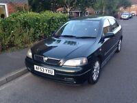 Vauxhall Astra sxi
