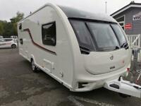 Swift Challenger 590 Caravan