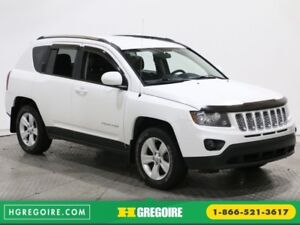 2014 Jeep Compass NORTH 4X4 AUTO A/C GR ELECT MAGS