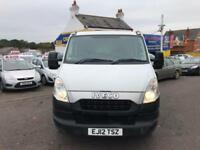 2012 IVECO DAILY35S11 LWB RECOVERY VAN WHITE