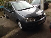Fiat Punto 2005 excellent condition in n out low mileage