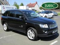 2011 Jeep Compass 2.2 CRD 4WD 5dr