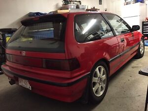 1990 Honda Civic EF Hatchback