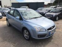 2007 Ford Focus Ghia 1.8 Tdci, Female Owned, Low mileage, cruise, Alloys, Air Con, 3 Month Warranty