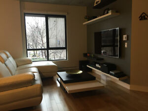 Condo Moderne Downtown Montreal - MEUBLE / FULLY FURNISHED