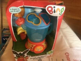 Toy blender