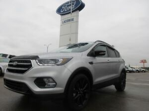 2017 Ford Escape Titanium 4WD CERTIFIED PREOWNED