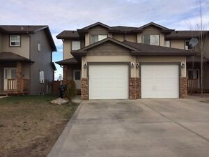 Blackfalds Townhouse available August 1st