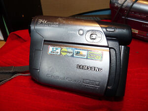 CAMERA SAMSUNG DVD West Island Greater Montréal image 1