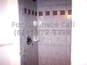 Ceramic Tile & Marble Installation