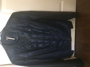 Leather jacket from Bootlegger
