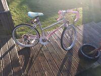 Junior Kids Road Racing Bike Girls