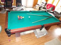 Pool Table 4x8