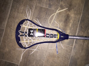 BRAND NEW UNDER ARMOUR WOMEN'S LACROSSE STICK