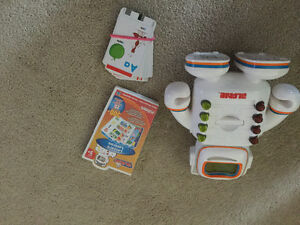 Alphie - learning robot