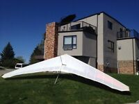 166 wills wing ultra sport hang glider less than 60 hours