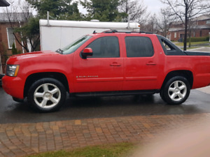 2007 Chevrolet Avalanche Leather Reliable 184k