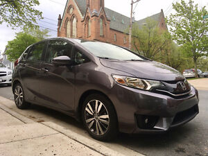 2016 Honda Fit EX-L Navi Hatchback - LEASE TAKEOVER ASAP