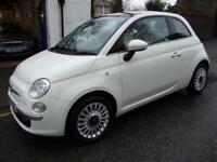 FIAT 500 1.2 LOUNGE ** 2011 61 ** STOP/START ** ONE OWNER **