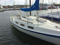 Tanzer 22 Sailboat w/ trailer