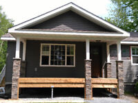 RED SEAL CARPENTER / FREE ESTIMATES / DISCOUNTS ON MATERIAL