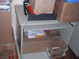 (2) Mid-size storage units - modern look