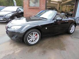 Mazda MX-5 1.8i Roadster SE. From £148 per month.