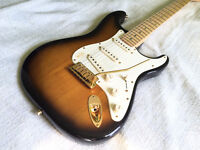 Fender Stratocaster Deluxe 50th Anniversary ( 1954-2004 )