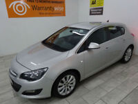 2013,Vauxhall/Astra 1.7CDTi 16v 110bhp ecoFLEX***BUY FOR ONLY £38 PER WEEK***