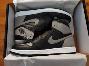 Jordan Shadow 1s - DS Size 10
