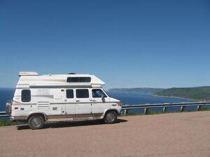 Chevrolet VR 19 pieds tout équipé