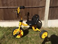 JCB trike for child