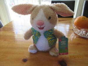 singing bunny