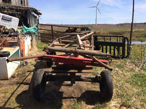 Horse wagon for sale