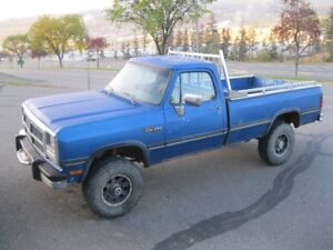 Dodge Power Ram 250 Pickup Truck