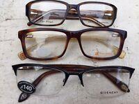 GIVENCHY OAKLEY BOSS FENDI glasses frames for 30 GBP!